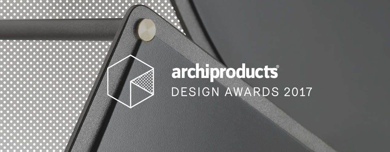 The candidacy of xline in the Archiproducts Design Awards 2017