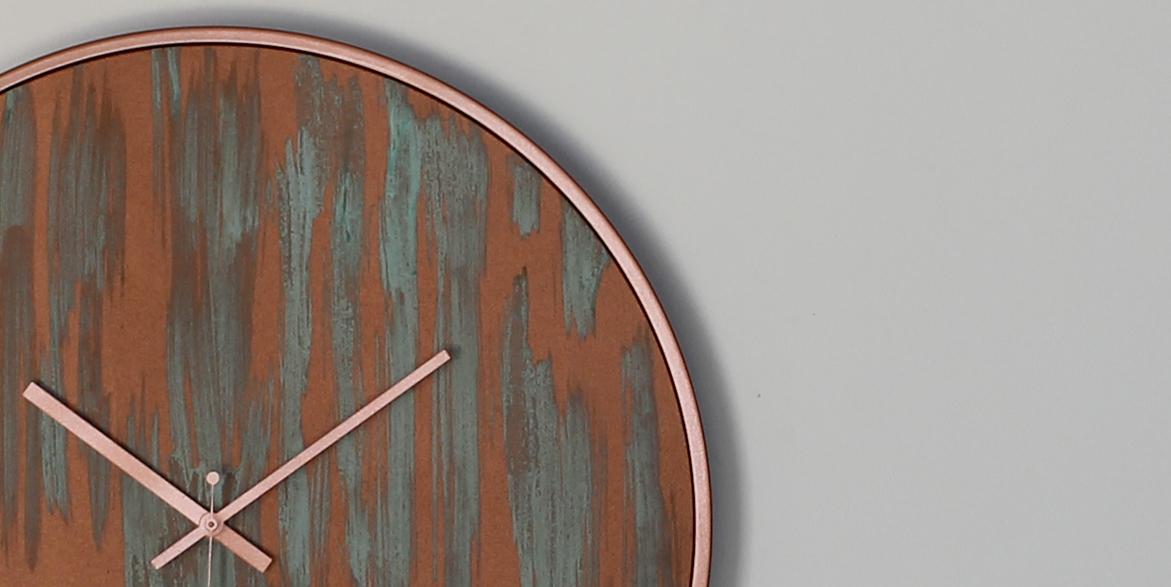 Ρολόγια τοίχου industrial