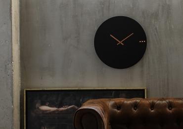 ρολόγια τοίχου copper