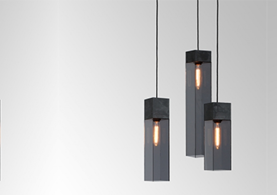 plexi pendants lights by xline