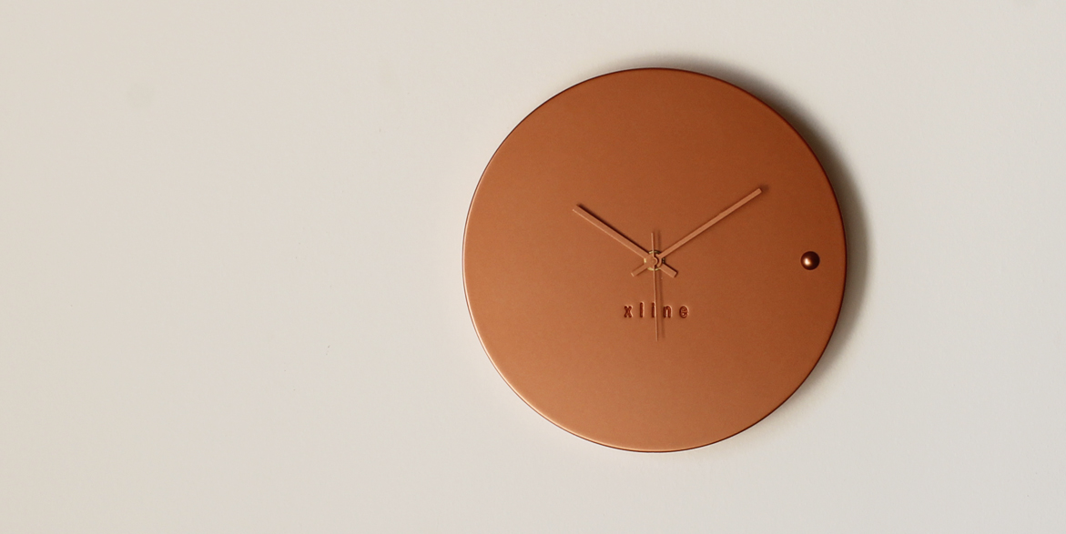 xline wall clock