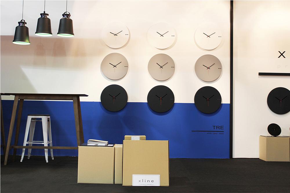 ρολόγια τοίχου handmade