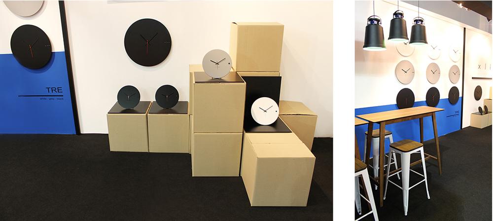 ρολόγια τοίχου ξύλινα